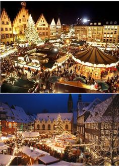 German Christmas Market- an Inspiration in Itself