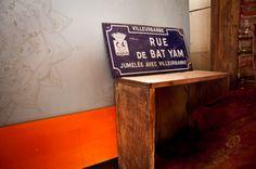 Rue de Bat Yam Cafe... Bat Yam, Israel...