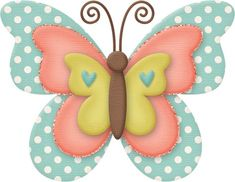 """Photo from album """"Hippity hop"""" on Yandex. Butterfly Clip Art, Butterfly Quilt, Butterfly Template, Butterfly Crafts, Quilt Block Patterns, Applique Patterns, Pattern Blocks, Line Art Lesson, Easter Traditions"""
