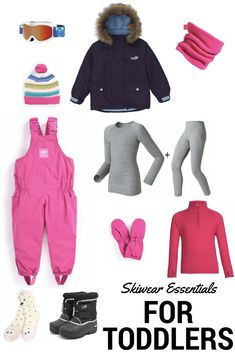 A List Of All The Essentials You Need When Embarking On Skiing Trip With Your