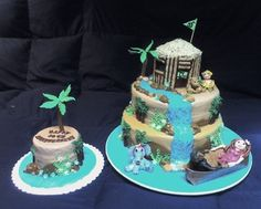 Jungle Love Cake
