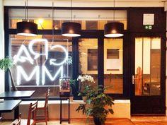Gramm gourmet restaurant Brussels by The Foodalist
