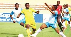 How are you enjoying the experience of playing in the topflight of Nigerian football league?  It is not very easy but I am enjoying the experience. I am getting used to everything and I believe that it will only get better. The first round has ended and I can say it has been interesting. I have also scored two goals to be among the goal scorers in the league and that is another plus. Dont forget it is not every player in the league that has scored.  Have you set any goals target for…