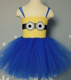 Minion Tutu Costume by CutieTututies on Etsy, $26.00