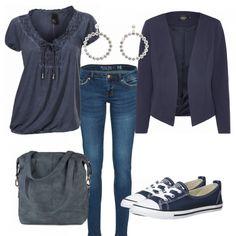 Bianca Damen Outfit - Komplettes Freizeit Outfit günstig kaufen    FrauenOutfits.de Günstig Kaufen, efb83f9f90