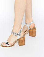 ASOS HOMEWOOD Heeled Sandals