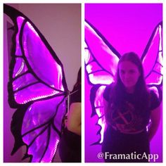 Cosplay Tutorial: Light-Up Butterfly Wing Tutorial, Part 1