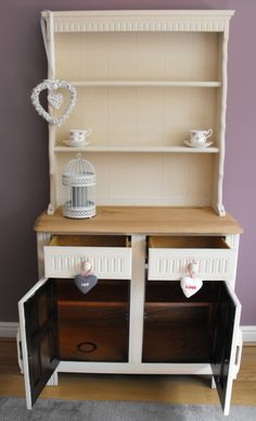 Oak Dresser In Autentico Chalk Paint Cocos
