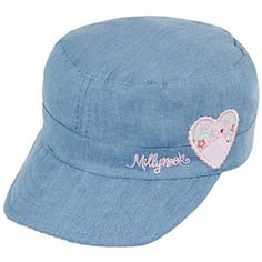 """Baby Girls Ruby Mao Cap - the perfect """"First Baby Girls Hat"""". Super soft and lightweight with UPF sun protection! Baby Girl Hats, Girl With Hat, Baby Girls, First Baby, Sun Protection, Sun Hats, Baseball Hats, Cap, Cotton"""