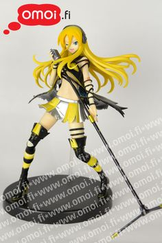 Vocaloid 3: Lily from Anim.o.v.e Fine quality figure - 28,00 EUR : Manga Shop for Europe, A great selection of anime products
