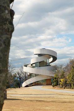 Ribbon Chapel, Prefettura di Hiroshima, 2013 - Hiroshi Nakamura & NAP