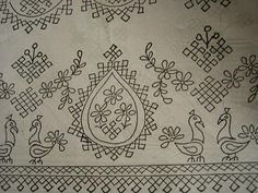 Friends Here are the kutch work designs,allthe best . Peacock Embroidery Designs, Saree Embroidery Design, Border Embroidery Designs, Hand Embroidery Dress, Embroidery Motifs, Indian Embroidery, Kutch Work Saree, Blackwork, Kutch Work Designs
