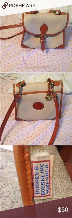 Vintage Dooney & Bourke Purse Vintage but in great condition. Authentic. Dooney & Bourke Bags