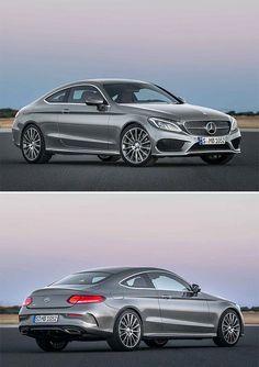 rogeriodemetrio.com: 2017 Mercedes-Benz C-Coupe