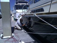 90888ce61466 Waxing and Compounding. Boat PaintingYachtsMarinesWaxBoatsSurfboard WaxShip Boat. Waxing and Compounding