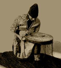 *The Saami - Samisk - Sámi*: Pre - Christian Sami Religion, Shamans and Gods - Førkristen Samisk Religion, Sjamaner og Guder
