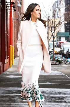 Louise Roe Style Tip: Your clothes should always express your personality, and your mood. // cc: @louisevroe