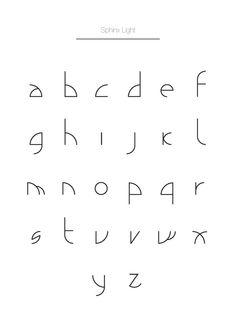 Free Font ■ Sphinx
