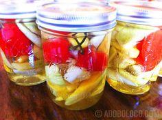 Ghost Pepper Pickled Mango Recipe - Adoboloco.com