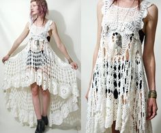 Crux & Crow: Crocheted Fishtail Dress With Full Circle Skirt http://img2.etsystatic.com/012/0/6677979/il_fullxfull.423781718_51c3.jpg http://img1.etsystatic.com/009/0/6677979/il_fullxfull.423784721_nefo.jpg http://img3.etsystatic.com/016/0/6677979/il_fullxfull.423784735_ndv9.jpg http://img2.etsystatic.com/010/0/6677979/il_fullxfull.423781778_69xk.jpg
