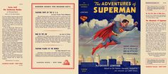 Adventures of Superman, The. George Lowther.