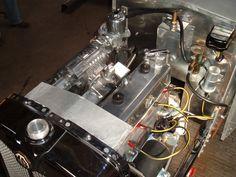 supercharged  **MGTA QT 1938** - MG TA, TB, TC, QT for Sale | Steve Baker MGs 1936-1955
