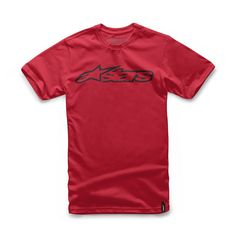 Alpinestars YOUTH BLAZE TEE. Motocross LogoShort Sleeve TeeShort SleevesMens  ... 607cd2b5d