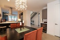 Dine in class #Inspiration #DiningRoom #CustomHome