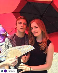 Sean Grandillo and Willa Fitzgerald