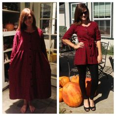 One dollar thrift store refashion by Melissa Joy