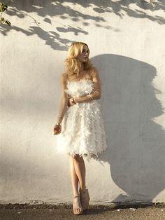 "Little Black Dress | LBD White ""Nikolaj Dress"""