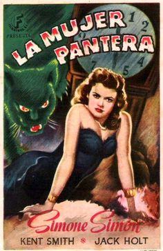 1942 / La mujer pantera - Cat People - tt0034587