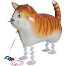 Walking Cat Balloon