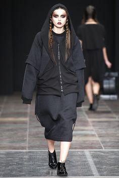 Nicholas Nybro Copenhagen Fall 2016 Fashion Show