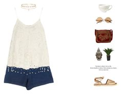 """Take Cover"" by jaxdm ❤ liked on Polyvore featuring Kaanas, Topshop, HOBO, Forever New and Juliska"