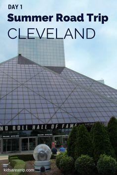 Road Trip Cleveland-Kids Are A Trip