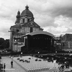 http://www.travelformotion.com/ennio-morricone/ #visitgent gent ghent belgium europe concert Sint Pietersplein ennio Morricone open air