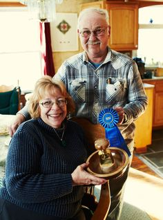 For over a decade, George and Theresa Olsen have been turning and creating unique wood objects inspired by the wide diversity of local woods available to them by living in the Catskills. See their beautiful products and learn more about their story on their Facebook page - GTO Woodturning