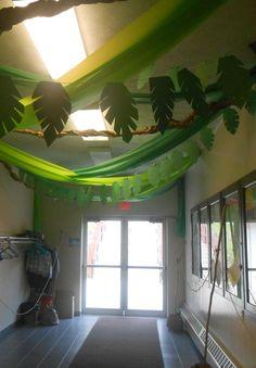 sonquest rainforest decorating | Sonquest Rainforest VBS Decorations