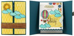 Card by the gals at Pazzles using Verve Stamps.  #vervestamps