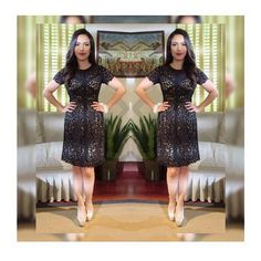 Ciara Sotto looking fab on her KARIMADON lace dress, catch her on at Princess in the Palace. First Choice, Palace, Lace Dress, Ms, Celebrity, Princess, Model, How To Wear, Instagram