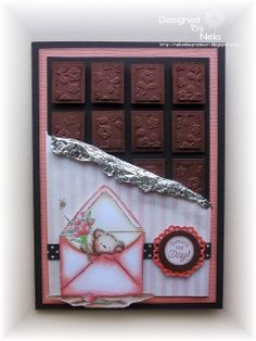 The Candy Bar card. Look good enough to eat.9/28/13