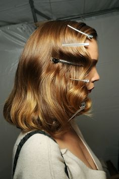 how-to for the 1940s wave