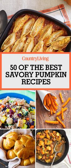 Save these delicious recipes for later by pinning this image! Follow Country Living on Pinterest for more great recipes.