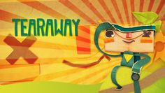 First Impressions: Tearaway