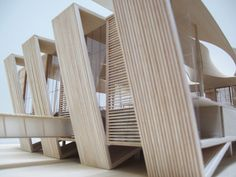 Architectural Model - Sordo Madaleno