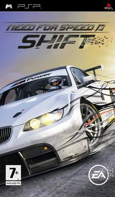 imagen Need For Speed Shift [PSP] [EUR] [Español]