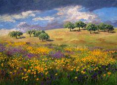 page6-1002 plin Felicia, Landscape, Painting, Art, Diy Landscaping Ideas, Art Background, Scenery, Painting Art, Kunst