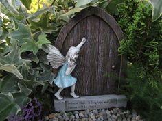 Fairy Garden Fairy Door - Laughter & Joy WFG