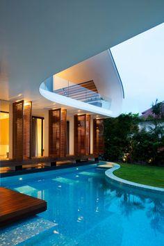 Preisgekrönte nachhaltige Architektur